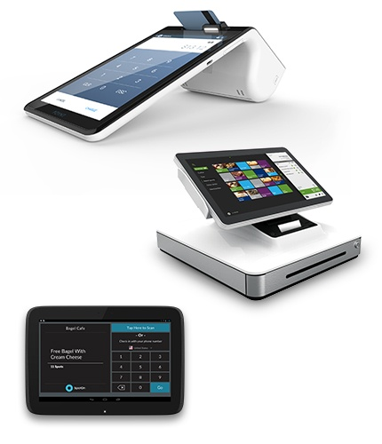 SpotOn Point-of-Sales Terminals
